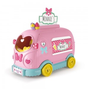 Caravana sweets & candies Minnie de IMC Toys