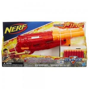 Nerf N-Strike Sonic Fire Barrel Break IX-2