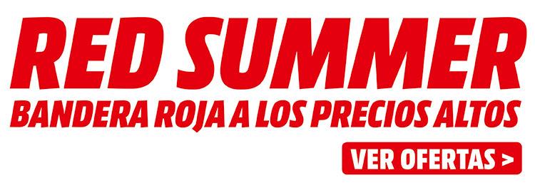 Ofertas Red Summer Media Markt