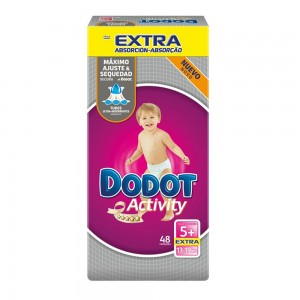Pañales Dodot Activity Extra Talla 5