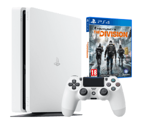 Pack PS4 The Division