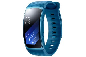 Reloj deportivo Samsung GEAR FIT 2 Azul