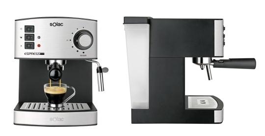 Cafetera modelo Solac CE4480 Espresso