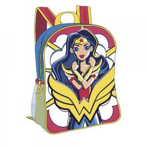 Mochila DC Super Hero Girls