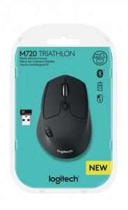 Ratón inalámbrico Logitech M720 Triathlon