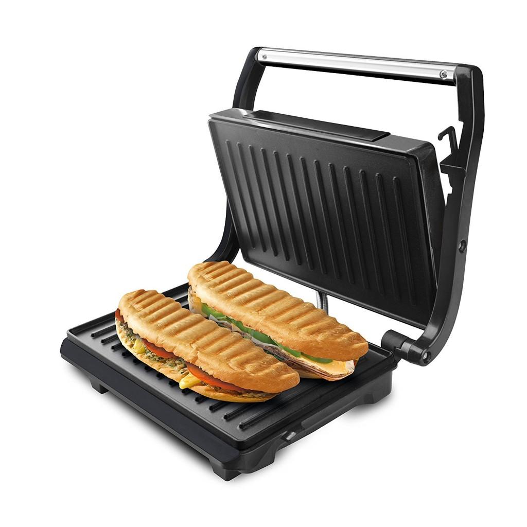 Sandwichera Taurus Grill & Toast color negro