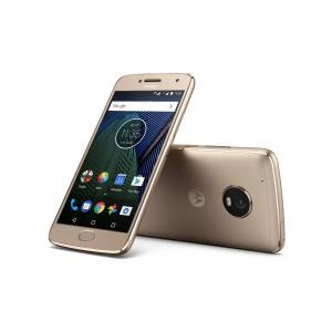 Smartphone Moto G 5ª Generación Plus dorado