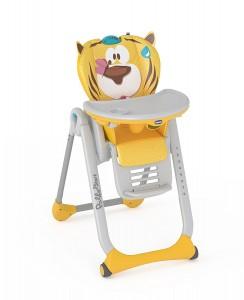 Trona Chicco Polly 2 Star tigre