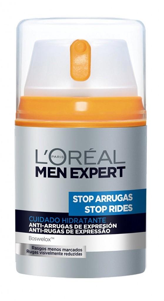 Crema L'Oréal men Expert stop arrugas de expresión