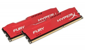 Kit de 2 memorias RAM Kingston HyperX FURY (2 x 8 GB)