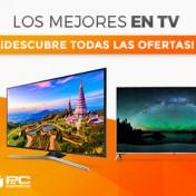 Oferta en televisores en pccomponentes
