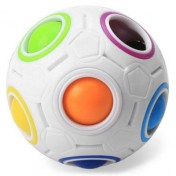 Pelota rompezacebezas Magic Cubes