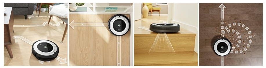 Robot iRobot Roomba 691