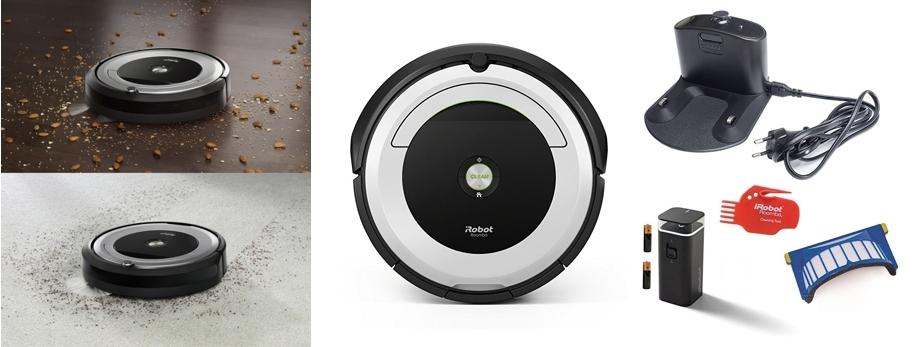 Robot modelo iRobot Roomba 691