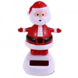 Santa Claus solar bailón