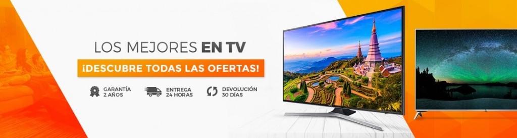 Televisores en oferta octubre