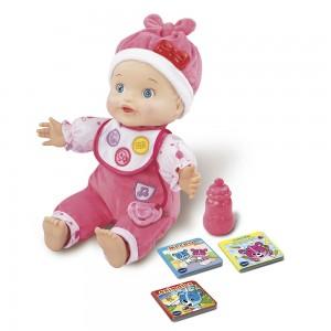 muñeca interactiva Rita aprende a hablar Little Love de Vtech