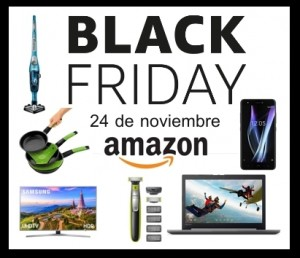 Black friday 2017 de amazon