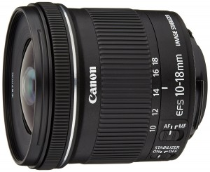 Canon EF-S 10-18