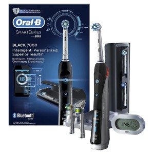 Cepillo de dientes eléctrico Oral-B PRO 7000 CrossAction Smart Series