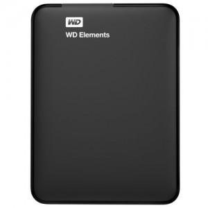 Disco duro externo portátil WD Elements