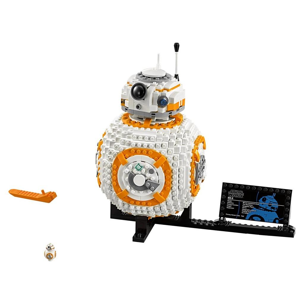 Juego construcción BB-8 Lego Star Wars 75187