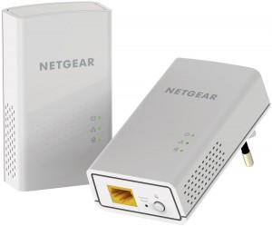 Kit de 2 PLC Gigabit Essential Editions Netgear PL1000-100PES