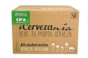 Kit de elaboración de cerveza artesana Indian Pale Ale IPA