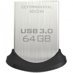 Memoria flash USB 3.0 SanDisk Ultra Fit