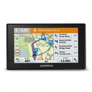 Navegador GPS Garmin DriveAssist 51 Full EU LMT-D