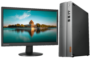 Pc Sobremesa - Lenovo Ideacentre 310S-08ASR + Monitor LI2215s