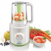 Procesador de alimentos para bebés 2 en 1 Philips Avent SCF870 20