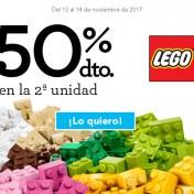 Promoción Lego Toys R Us