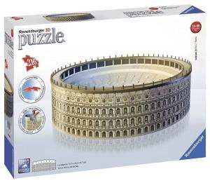 Puzzle 3D diseño Coliseo de Ravensburger