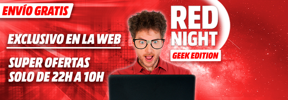 Red Night en Media Markt Geek Edition