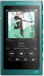 Reproductor de audio Walkman Sony NWA35