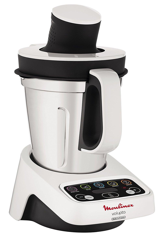 Moulinex volupta hf404113 robot de cocina multifunci n for Robot de cocina multifuncion