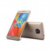 Smartphone Moto E4 Plus dorado