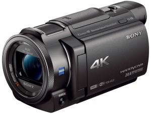 Sony Handycam FDR-AX33 4KUHD