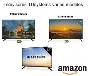 Televisores TDsystems