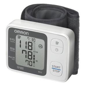 Tensiómetro de muñeca Omron RS3