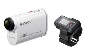 Videocámara deportiva Sony Action Cam FDR-X1000VR