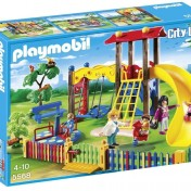 Zona de juegos infantil Playmobil City Life 5568