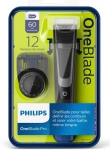 Barbero Philips OneBlade Pro QP6510 20