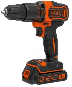 Black and Decker BDCHD18KB