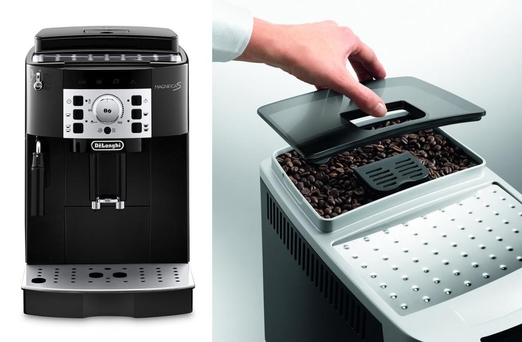 Cafetera superautomática Magnifica S DeLonghi ECAM22.110.B