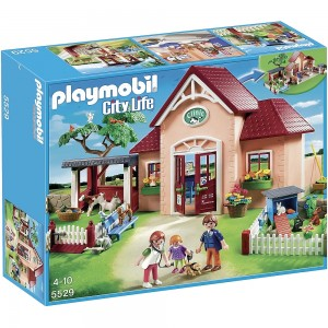 Clínica veterinaria Playmobil 5529