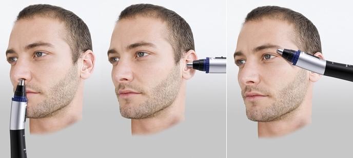 Cortapelos nariz y orejas Panasonic ER-GN30-K