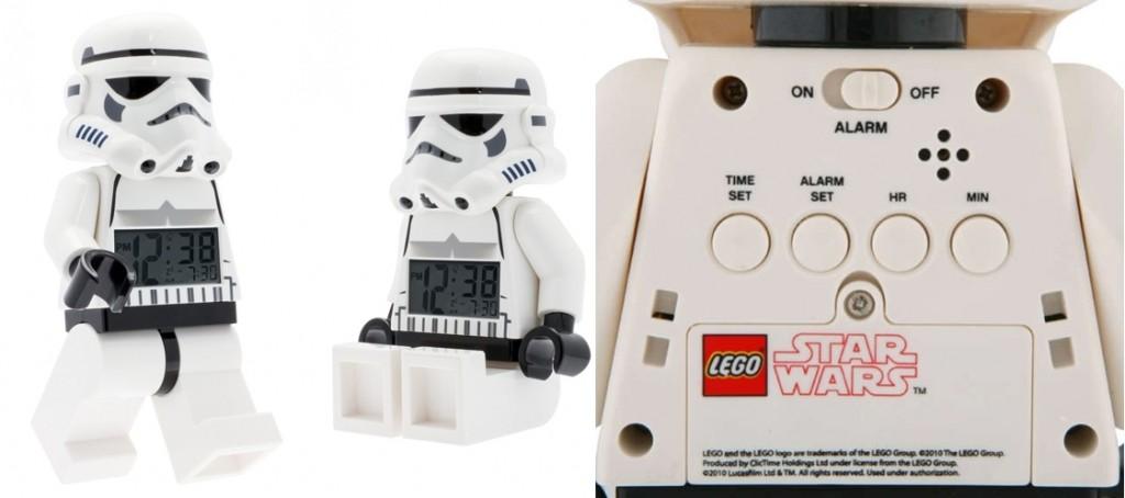 Despertador Stormtrooper