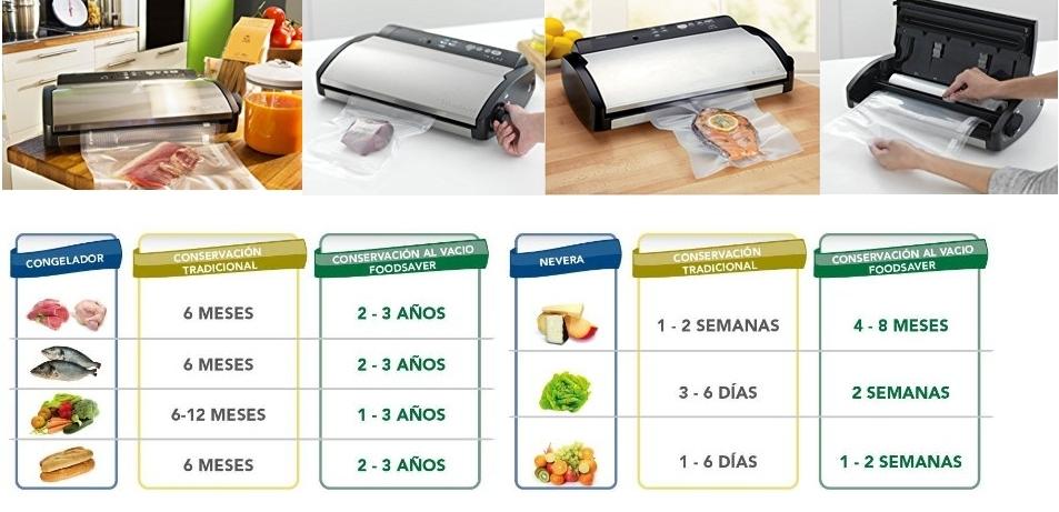 Envasadora vacío Food Saver V2860